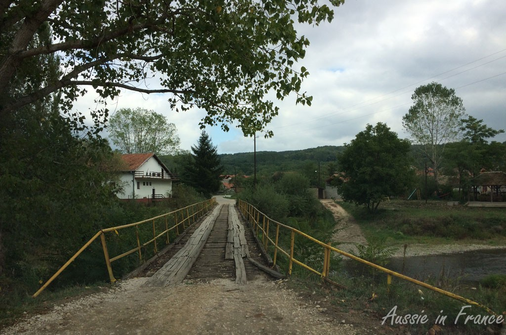 The dodgy bridge