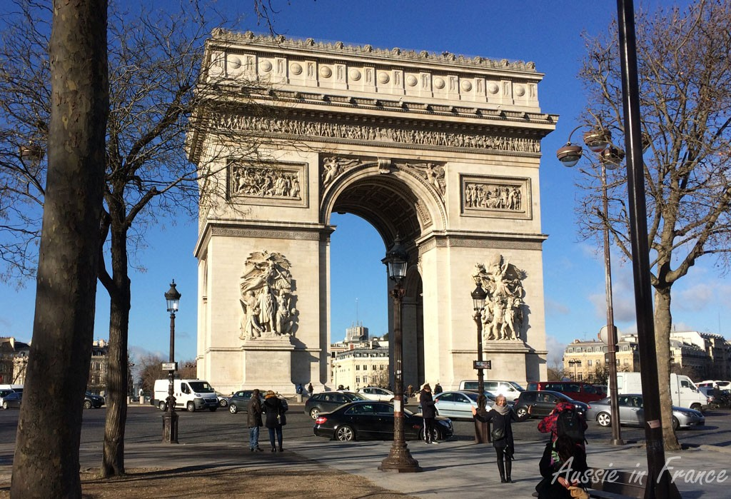 The Arc of Triumph