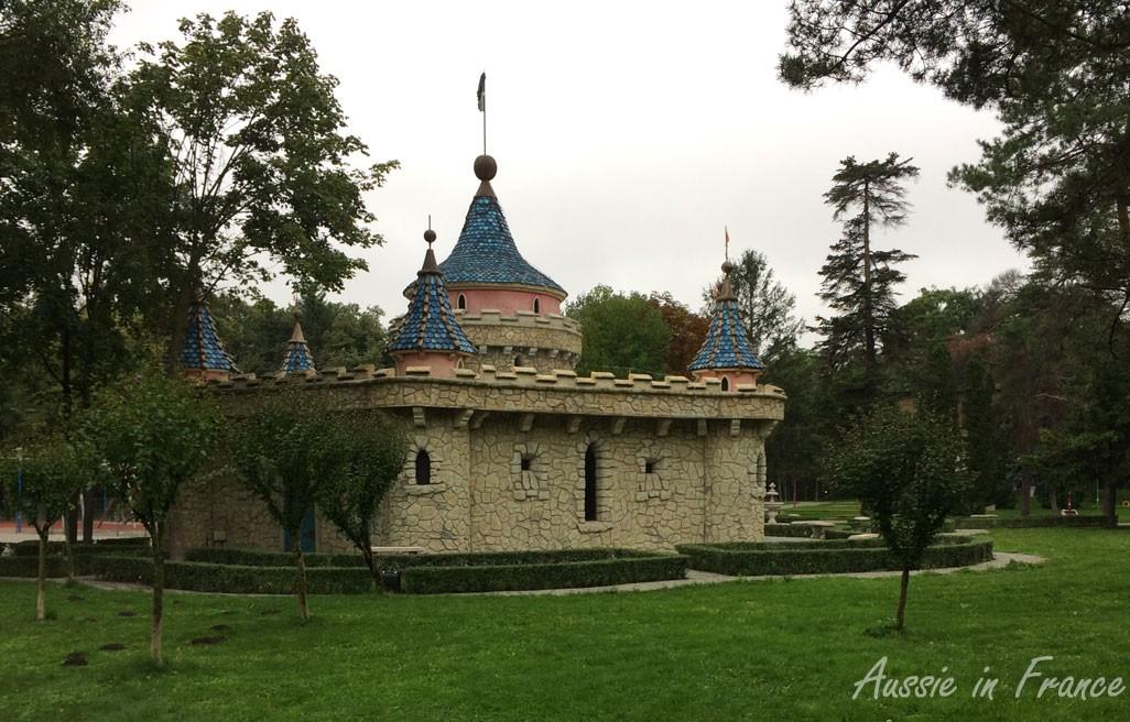 A castle for children