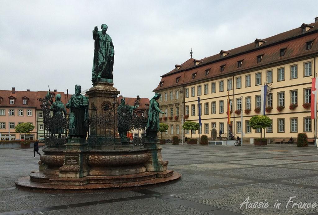 Maximilienplatz