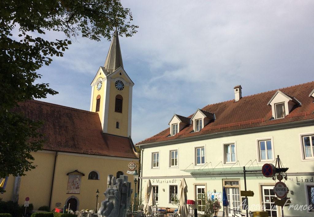 Persenbeug centre