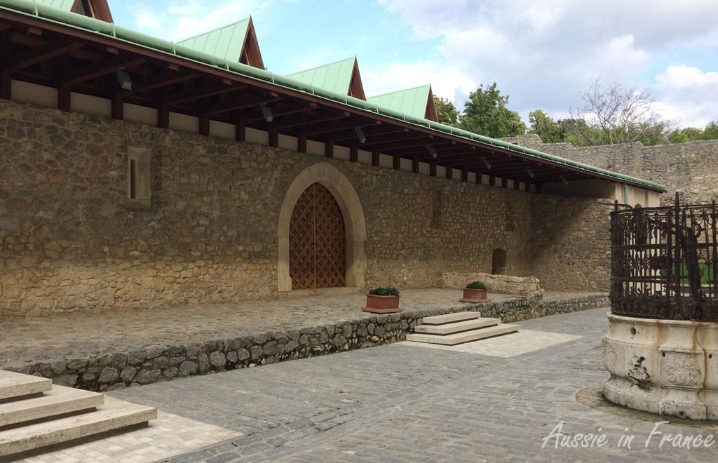 The mediaeval university in Pecs