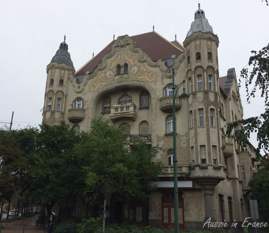 Grof Palace built in 1912-1913