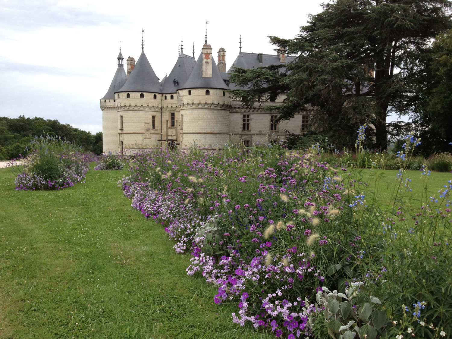 Exceptionnel Monday's Travel Photos – Château de Chaumont, Loire Valley, France  QF14
