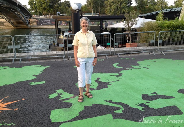 An Aussie in France on Berges de Seine which opened in summer 2013