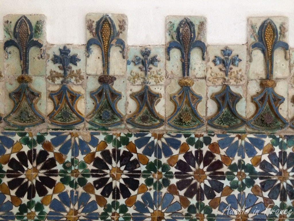 My favourite azulejos in Sintra National Palace