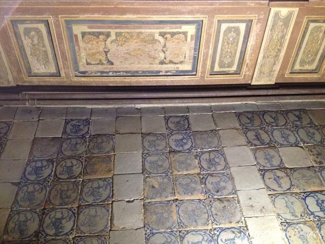 Original Delft tiles