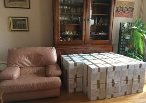 Nos cartons de déménagement