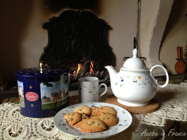 """Biscuits made at the Chambord biscuit factory - I prefer the traditional """"solognots"""""""