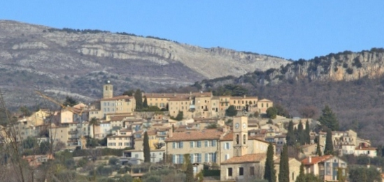 Chateauneuf, my secret hill village – La Charcuterie ...