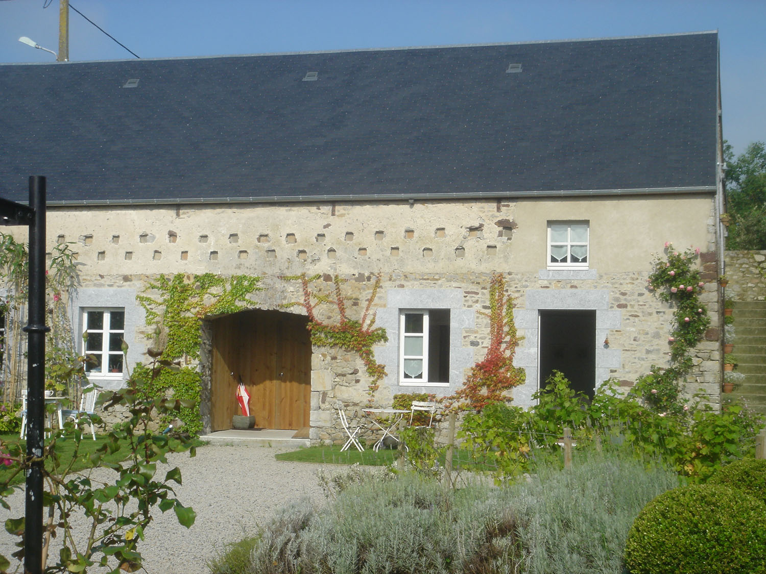 Le Clos Postel, one of the my favourite chambres d'hôte in the Cotentin