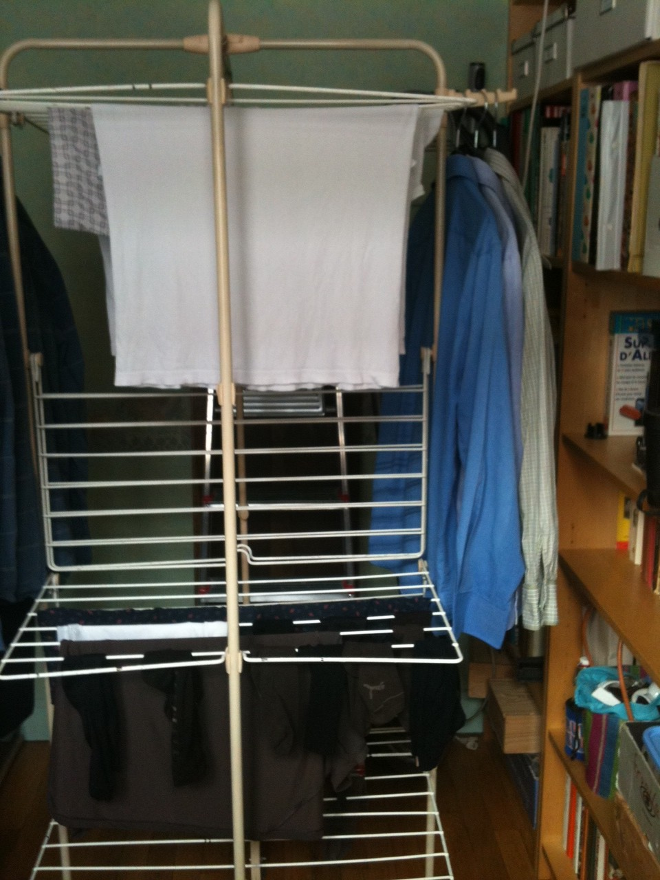 No Laundry Rooms In Paris Apartments Aussie In France