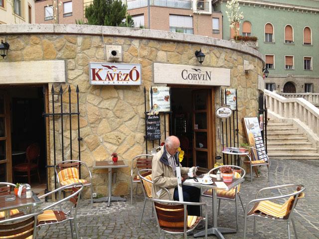 The Corvin Café