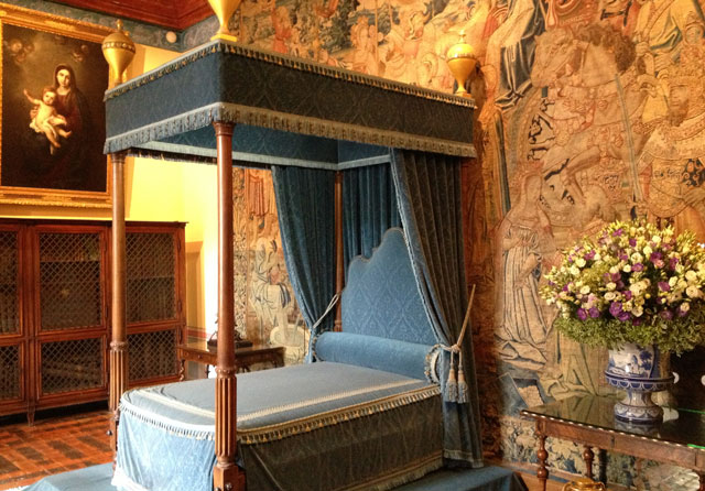 Diane de Poitier's Bedroom
