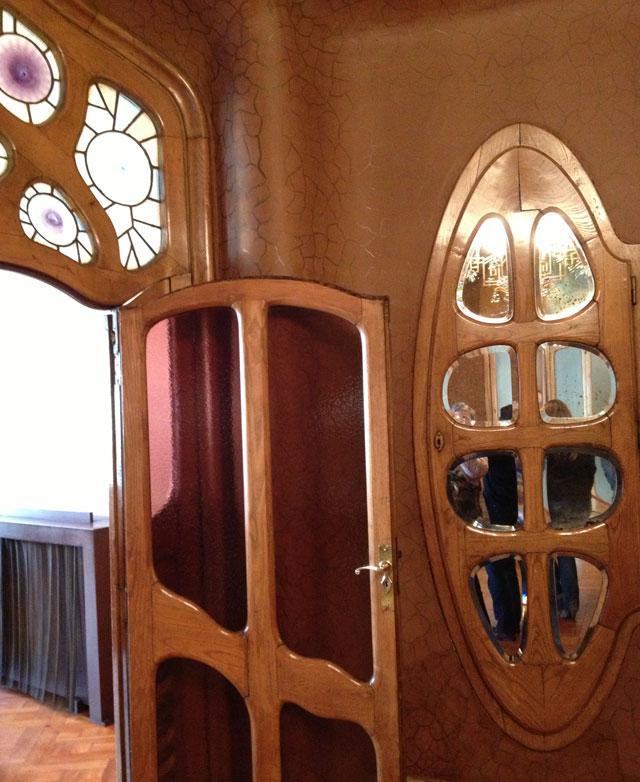 Door and window detail