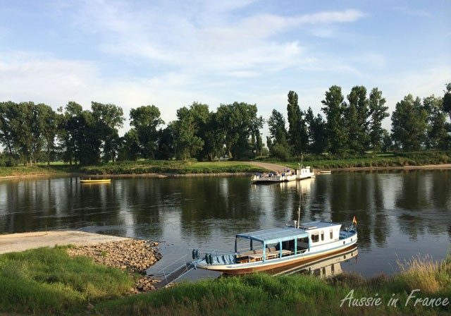 Ferry at Elster