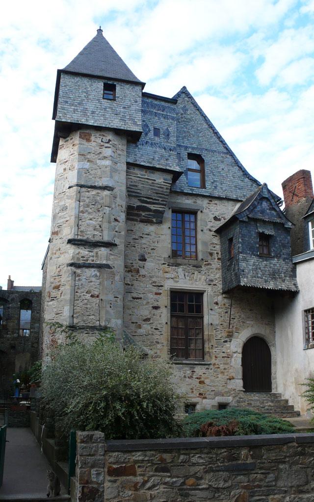 Mediaeval manor house