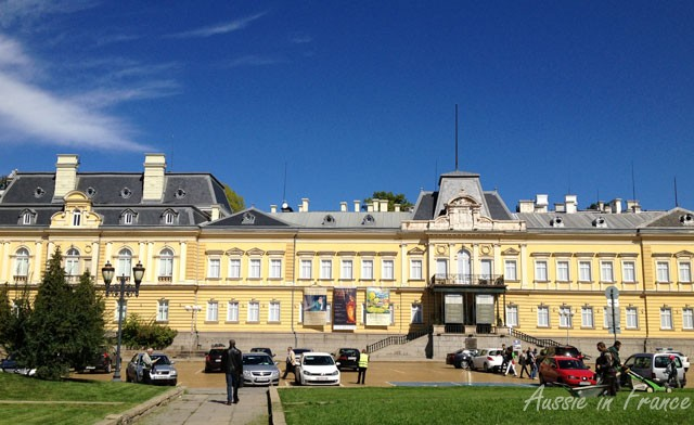 National Art Gallery (former Tzar's Palace)