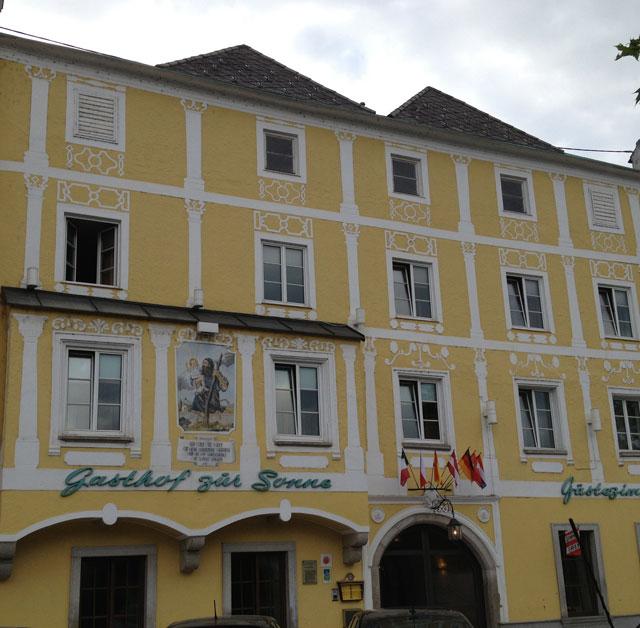 Gasthaus Sonne in Aschach