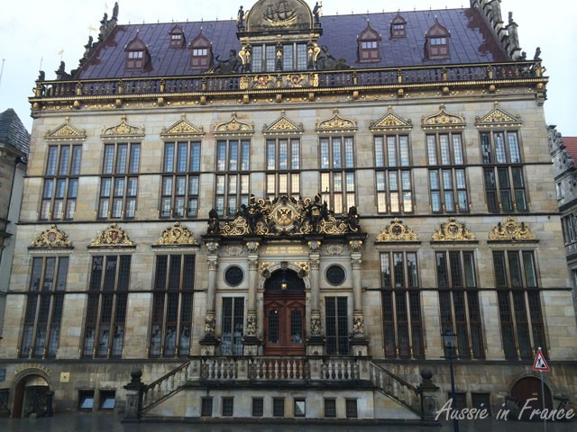 Guild house in Bremen