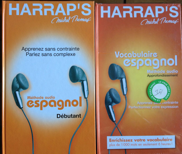 Harrap's Spanish method by Michel Thomas
