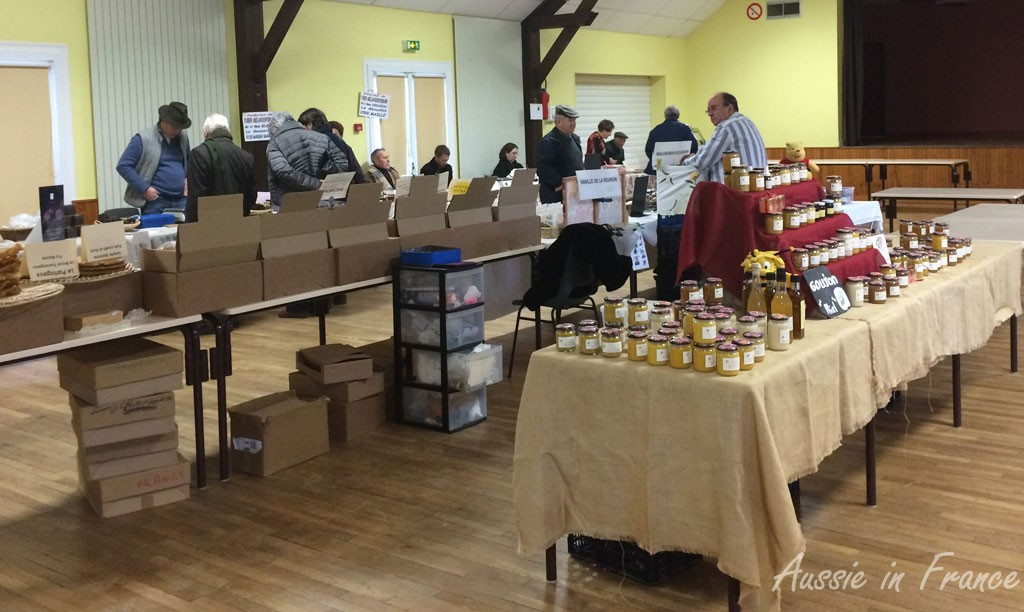 Inside the truffle fair