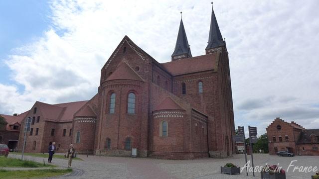 Kloster Jerichow, a Romanesque abbey
