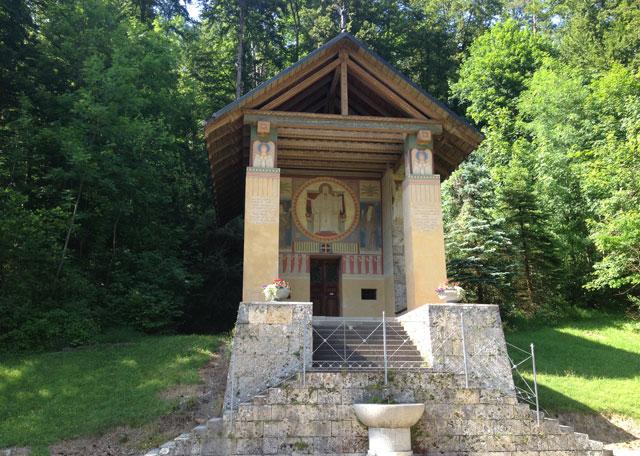 Sant Maurus Kapelle