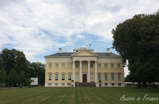 The landhaus