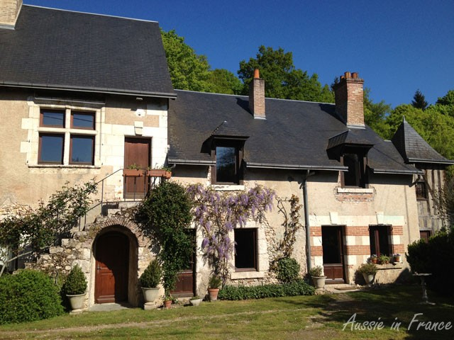 Lilac time at Closerie Falaiseau