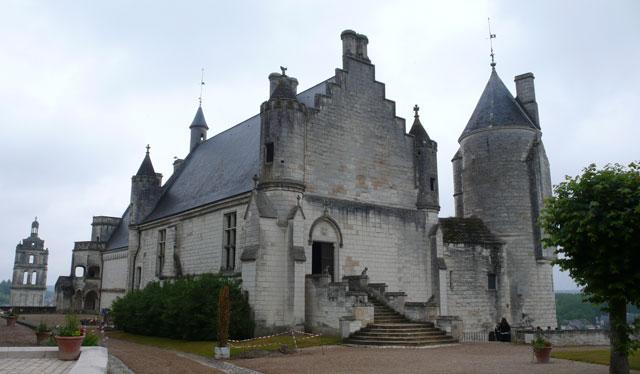 Château de Loche, governor's lodge