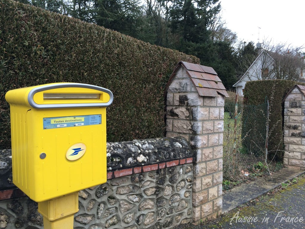 Our closest mail box