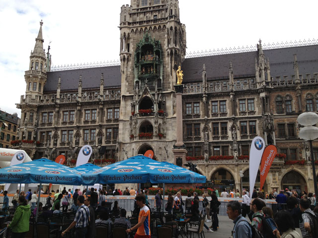 Marianplatz in Munich