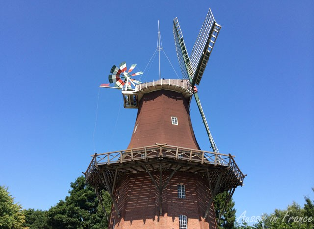 Windmühle Sterrenberg in Marienhafe