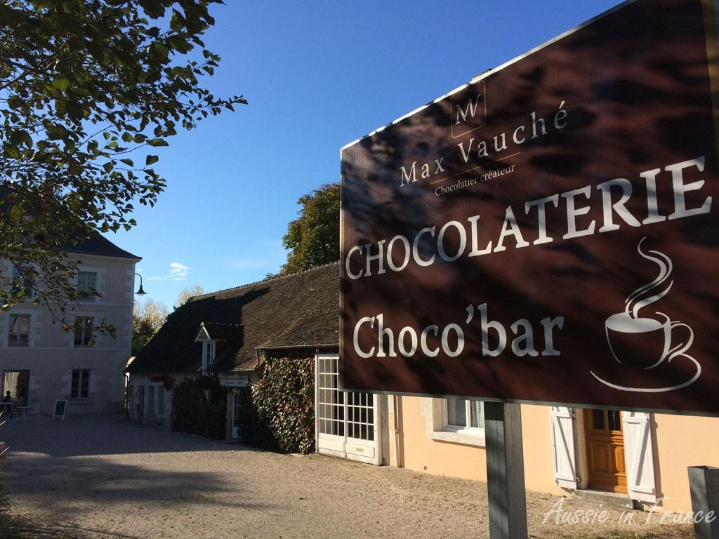 Chocolaterie Max Vaucher