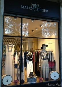 Une boutique pour les mondaines