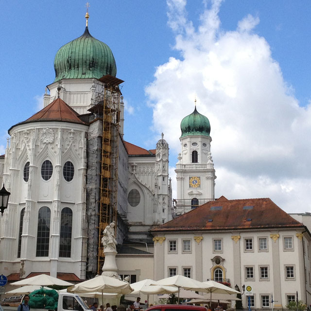 Dom St Stephan