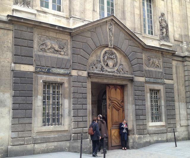 Musée Carnavalet façade
