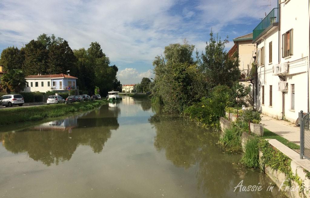 Along the Naviglio Brenta