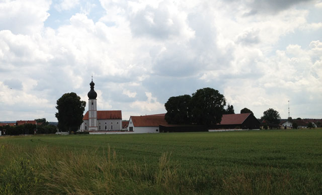 The little village of Niederleierendorf