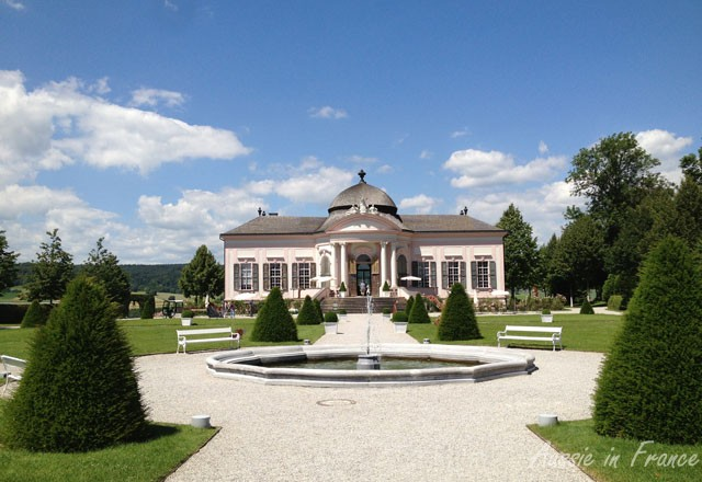 The Orangery at Melk Abbey