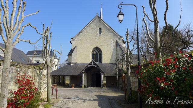 Parish Church at Fontevraud