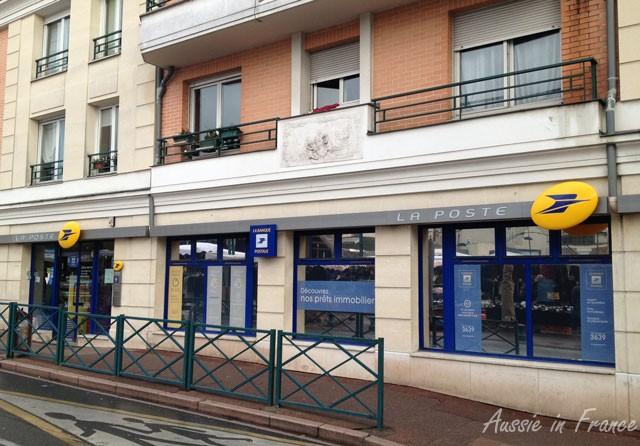 Post Office in Nogent sur Marne