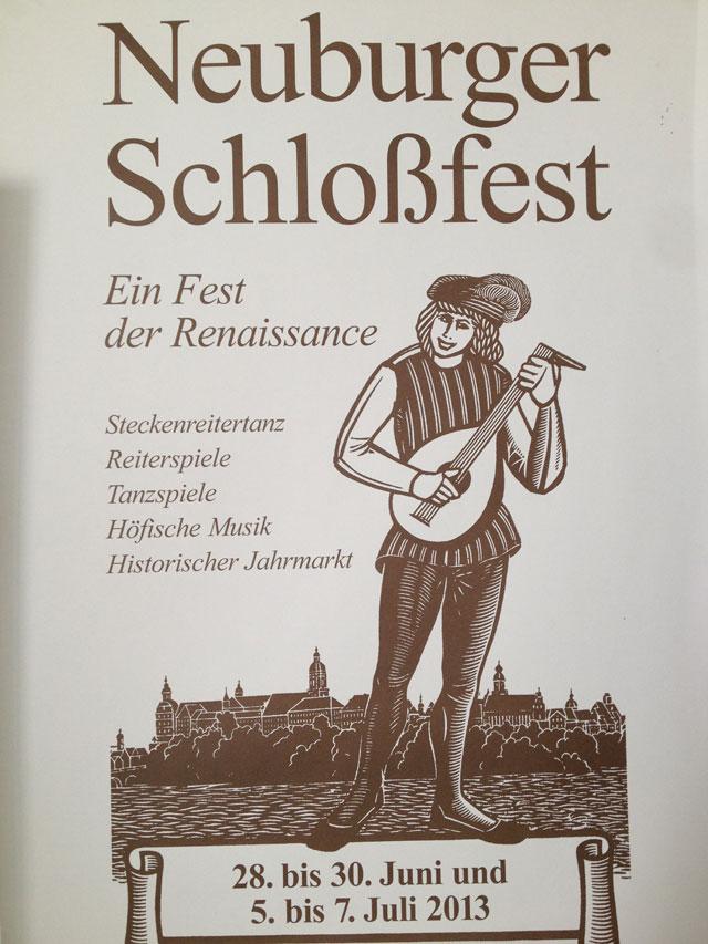 Neuburger Schlossfest