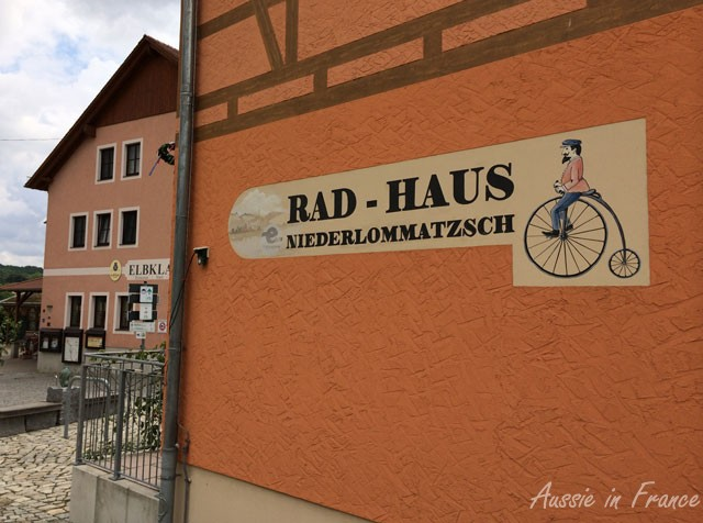 The Rad-Haus hotel