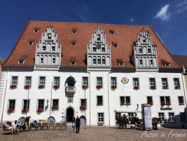 The Town Hall (Rathaus) in Meissen