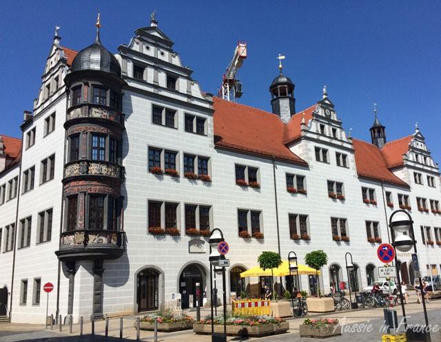 Torgau Rathaus