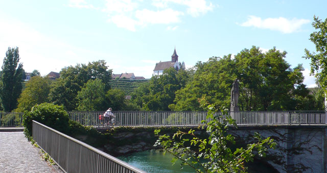 Another view of Rhinau
