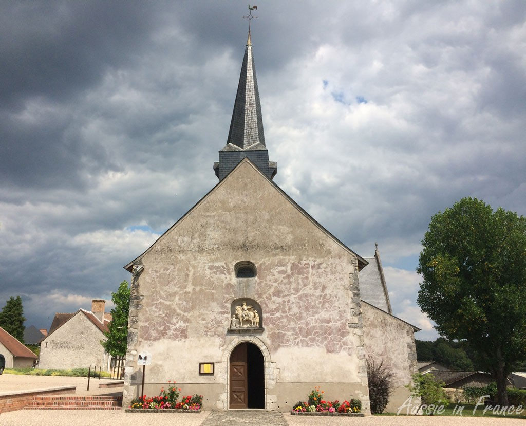 Saint Martin de Crouy