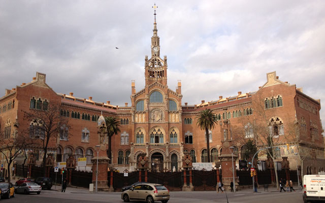 Santa Creu i Sant Pau Hospital
